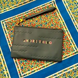 "FOSSIL WOMEN'S ""SHORE THING"" ZIP WALLET WRISTLET"